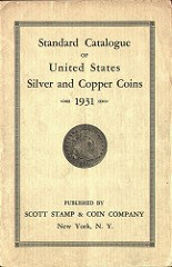 QUERY: EARLY EDITION OF RAYMOND'S STANDARD CATALOGUE OF U.S. COINS