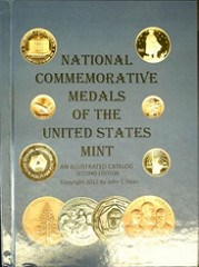 DICK JOHNSON OFFERS NEW BOOKS ON MEDAL TOPICS