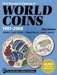 NEW BOOK: 2013 STANDARD CATALOG OF WORLD COINS 1901-2000