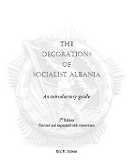 NEW BOOK: DECORATIONS OF SOCIALIST ALBANIA