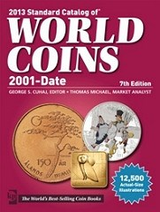 NEW BOOK: 2013 STANDARD CATALOG OF WORLD COINS 2001-DATE