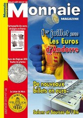MONNAIE MAGAZINE AVAILABLE ON THE INTERNET