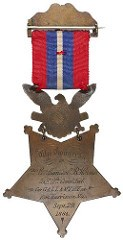 CIVIL WAR MEDAL OF HONOR (TYPE II) OFFERED FOR SALE