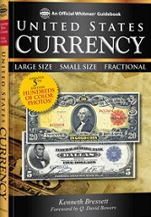 NEW BOOK: GUIDE BOOK OF UNITED STATES CURRENCY, 5TH EDITION