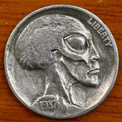 FEATURED WEB PAGE: EXTRA-TERRESTRIAL NICKELS