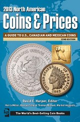 NEW BOOK: NORTH AMERICAN COINS & PRICES 2013 EDITION