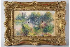 FLEA MARKET RENOIR FIND FOR SALE