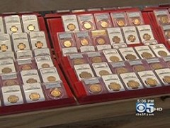NEVADA MAN DIES WITH GARAGE FULL OF GOLD