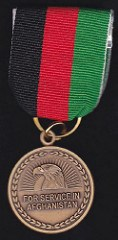 U.S. HOMELAND SECURITY MEDALS FOR IRAQ AND AFGHANISTAN