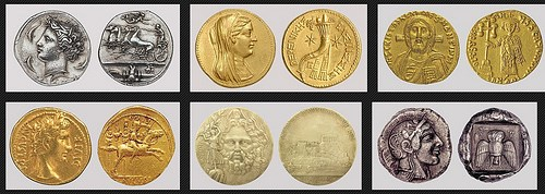 FEATURED WEB PAGE: NUMISMATIC MUSEUM OF ATHENS GOOGLE ART