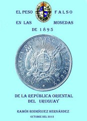 NEW BOOK: THE FAKE PESO IN THE 1895 COINS OF URUGUAY