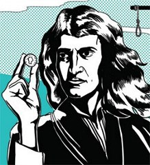 ARTICLE ON ISAAC NEWTON AT THE MINT