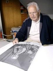 PETER BERGHAUS (1919-2012)