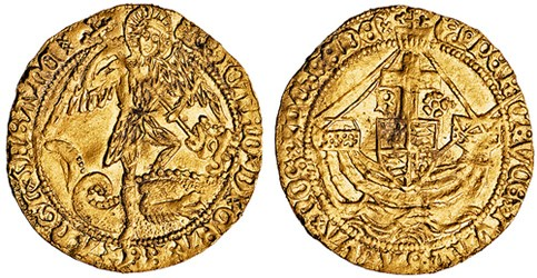 SPINK SELLS RICHARD III COIN FOUND NEAR BATTLEFIELD