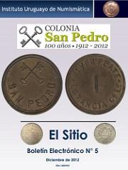 EL SITIO NO. 5 PUBLISHED