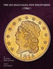 NEW BOOK: THE 1815 HALF EAGLE