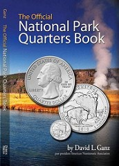 NEW BOOK: THE OFFICIAL NATIONAL PARK QUARTERS BOOK