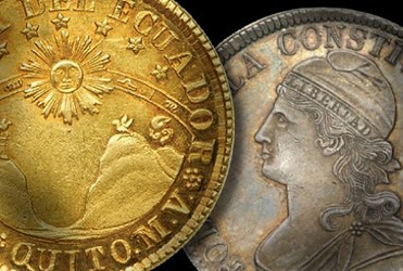 FEATURED WEB PAGE: THE COINS OF ECUADOR