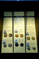 A VISIT TO COLONIAL WILLIAMSBURG'S NUMISMATIC EXHIBITS
