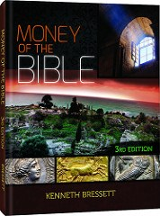NEW BOOK: MONEY OF THE BIBLE, 3RD EDITION