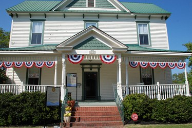 NORTH CAROLINA ORGANIZATION HOPES TO BUY BECHTLER HOUSE