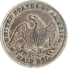 MORE ON THE TYLER 1838-O HALF DOLLAR LETTER