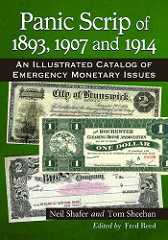NEW BOOK: PANIC SCRIP OF 1893, 1907 AND 1914