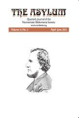 ASYLUM APRIL-JUNE 2013 ISSUE PUBLISHED