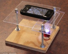 TURN YOUR SMARTPHONE INTO A COIN MICROSCOPE