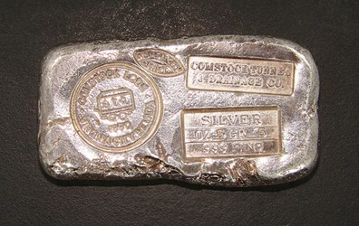 FEATURED WEB SITE: SILVER INGOT BLOG