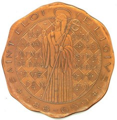 MORE ON THE SAINT ELIGIUS MEDAL