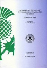 BOOK REVIEW: GLASGOW NUMISMATIC CONGRESS PROCEEDINGS 2009