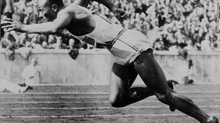 JESSE OWENS' 1936 OLYMPIC GOLD MEDAL
