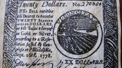 THE PRE-HISTORY OF THE US DOLLAR