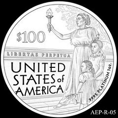 2014 AMERICAN PLATINUM EAGLE DESIGN THOUGHTS
