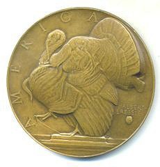 QUERY: NUMISMATIC ITEMS PICTURING TURKEYS SOUGHT