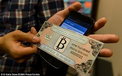 MORE PHYSICAL BITCOINS