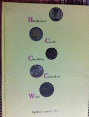 NEW BOOK: HANDBOOK OF CURRENT CIRCULATING COINS OF THE WORLD
