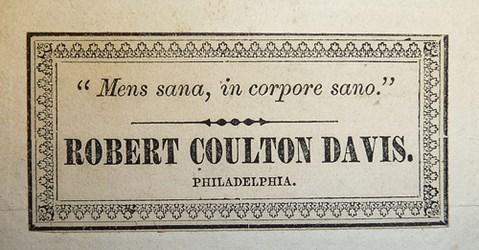 IMAGES OF HAROLD NEWLIN AND ROBERT COULTON DAVIS SOUGHT