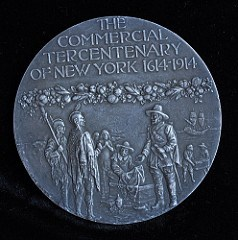 QUERY: W.W.C. WILSON COMMERCIAL TERCENTENARY MEDAL INFO SOUGHT