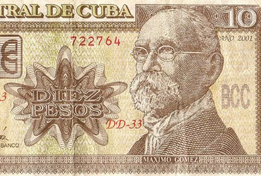 COUNTERFEIT BANKNOTES CIRCULATE FREELY IN CUBA