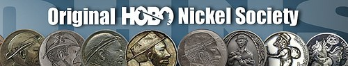 FEATURED WEB PAGE: ORIGINAL HOBO NICKEL SOCIETY
