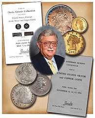 HARVEY STACK ON THE GREAT COIN AUCTIONS OF 1954