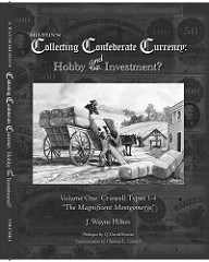 BOOK REVIEW: COLLECTING CONFEDERATE CURRENCY