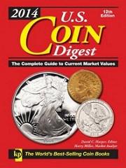 NEW BOOK: U.S. COIN DIGEST 2014