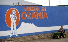 ORANIA: SOUTH AFRICAN ENCLAVE HAS LOCAL CURRENCY