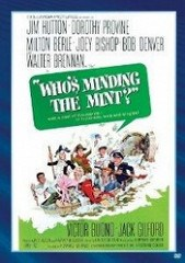 MOVIE REVIEW: WHO'S MINDING THE MINT?