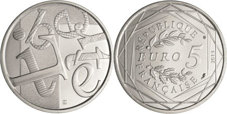 NEW FRENCH REPUBLIC VALUES GOLD AND SILVER COINS