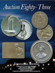 PRESIDENTIAL COIN & ANTIQUE AUCTION #83 CATALOG AVAILABLE