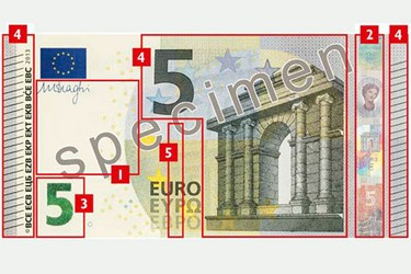 NEW EURO BANKNOTES PRESENT VENDING MACHINE PROBLEM